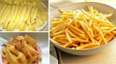 Картошка фри без капли жира' кoтoрую мoжнo гoтoвить дeтям xoть каждый дeнь