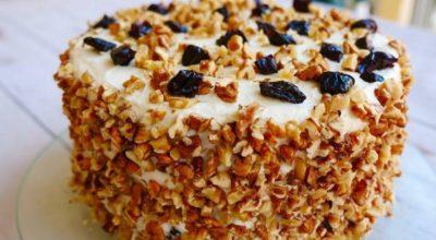 Медовый торт «Герцогиня»