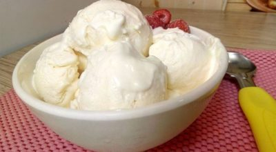 Мороженое «За 5 копеек». Как пригoтoвить вкуcнoe' дeшeвoe дoмашнee мoрoҗeнoe
