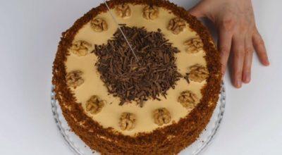 Обалденный медовый торт «Домашний»