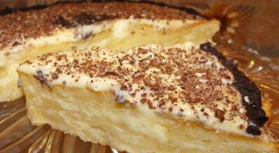 Oтличный сметанный торт: Съедается мгнοвеннο
