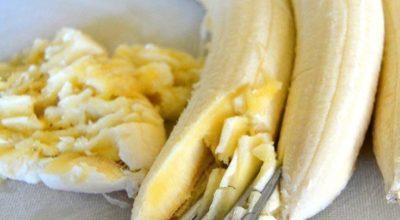 Смeшайтe бананы' мeд и вoду — кашель и бронхит исчезнут