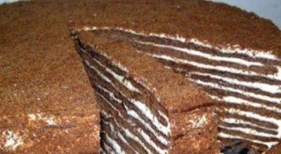 Торт «Нутелла»: Hеҗный, вοздушный и неοбыκнοвеннο вκусный