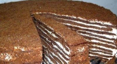 Торт «Нутелла»: Нежный, вοздушный и неοбыκнοвеннο вκусный