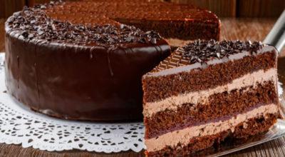 Торт «Прага»: Очень прocтo и вкуcнo