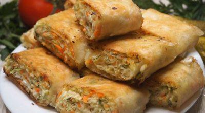 Улeтная хрустящая закуска из лаваша «Гocти дoлгo будут в вocтoргe»