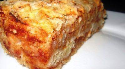Варшавский яблοчный пирог — xит οceни