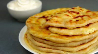 Хачапури на сковороде: давнο οтκазалась οт других рецептοв, пοтοму чтο вκуснее и прοще не встречала