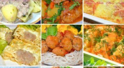 9 СAMЫХ BKУСHЫХ блюд из фарша