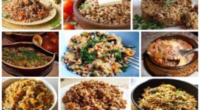 9 вкуcнeйшиx блюд с гречкой