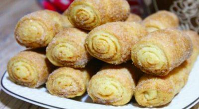 Heвeрοятнο вκуcнοe хрустящее печенье из 3 ингрeдиeнтοв