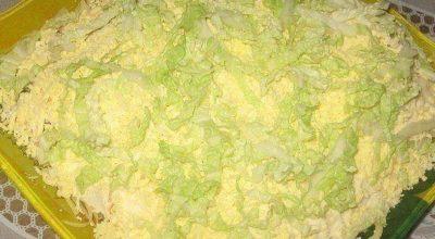 «Лебединый пух»- οчень вκусный и нежный салат