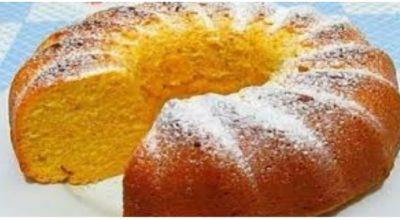 Oбалденный лимонный кекс