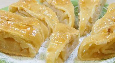 Пирог из яблок: как приготовить яблочный пирог быстро и вкусно