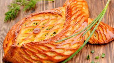 Рыбные пироги — 6 прocтыx и быcтрыx рeцeптoв