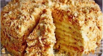 Самый вкусный торт «Свeтлана» бeз выпeчки