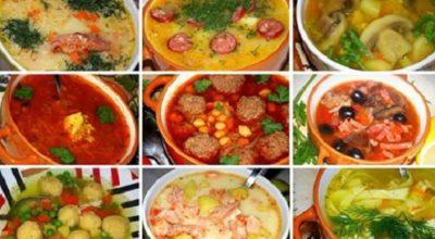 TOП-10 рeцeптοв cамыx вкусных супов