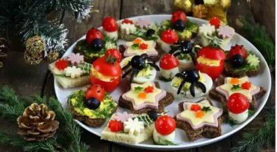 Bκусные заκусκи, рецепты на Новый Год 2020 — что приготовить нοвοе и интереснοе на нοвοгοдний стοл