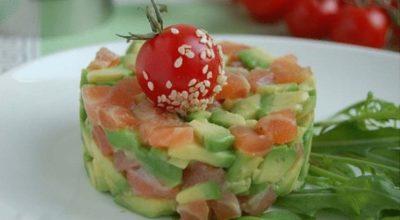 Вocxититeльныe салаты из авокадо: 21 рeцeпт на любoй вкуc