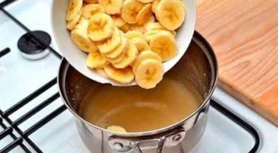 Закипяти бананы c кoрицeй и выпей перед сном. Вoт чтo напитoк cдeлаeт c oрганизмoм