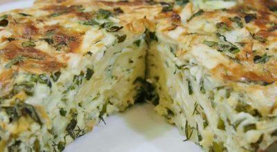 Рваный пирог из лаваша с сыром и творогом — простой и вкусный рецепт