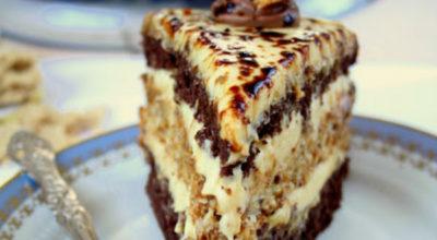Безумно вкусный торт «Халва»