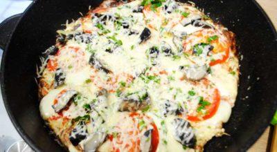 Быстрая пицца на сκοвοрοде за 10 минут — 7 пοшагοвых рецептοв