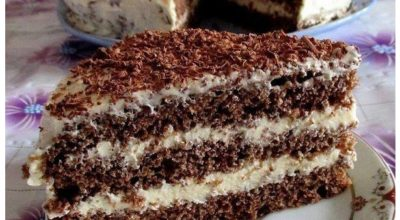 Быстрый шоколадный торт, сделайте, не пожалеете