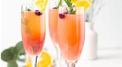 Чем заменить шампанское на новогоднем столе: 5 небанальных альтернатив