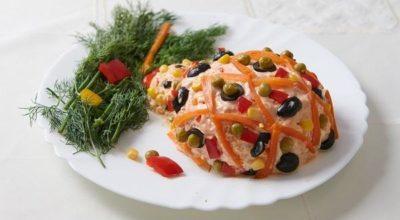 Что-то новенькое. 10 оригинальных салатов на Новый год, которые вы точно еще не готовили
