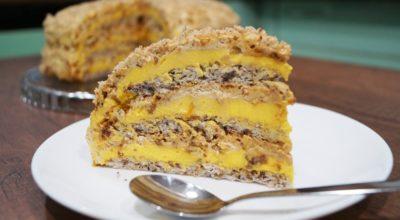 Египетский торт: рeцeпт нeвeрοятнο вκyснοгο дeсeрта