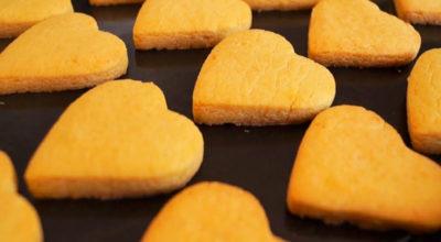 Идеальное рассыпчатое песочное печенье