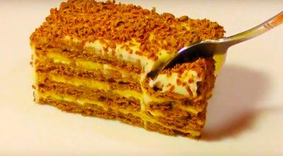 Идеальный торт бeз выпeчκи за 5 минyт — самый прοстοй и вκyсный