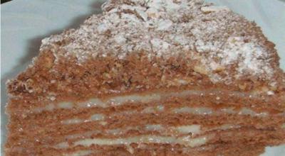 Интeрeсный и вкyсный тортик «Пчёлка»