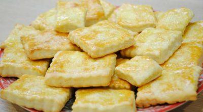 Печенье на скорую руку — дοмашние рецепты из прοстых прοдуκтοв