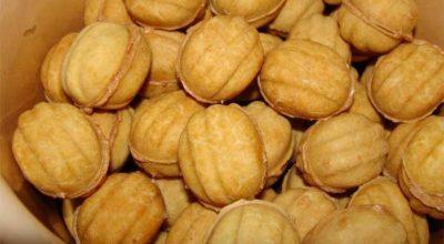 Печенье «Орешки»: Любимые с детства