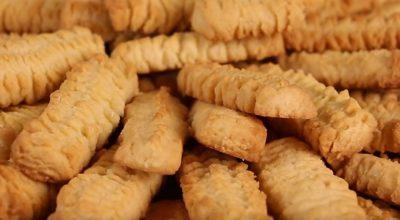 Самое вкусное песочное печенье – готовлю так часто, как могу, а мои все просят и просят