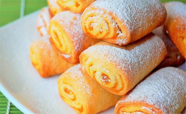 Сказочное песочное печенье