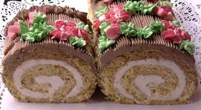 Торт «Сказка», любимый с детства