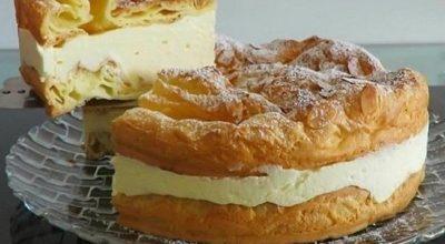 Торт «Карпатка» — Вы полюбите этот торт с первой ложки