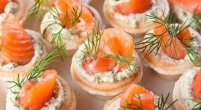 Вкусные начинки для тарталеток, которые разнообразят праздничный стол