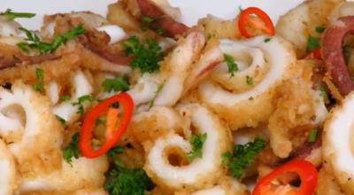 Вкусные рецепты приготовления кальмаров