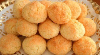 6 рецептов вкусного кокосового печенья