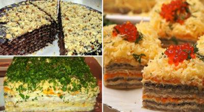 6 вафельных тортов на любой вкус: шикарные ленивые рецепты