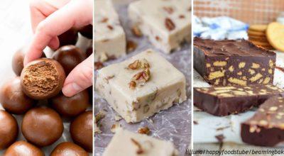7 рецептов сладостей, которые не требуют выпечки