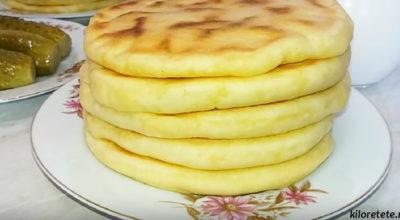 Блины из картошки на сковороде: такого вы еще не делали