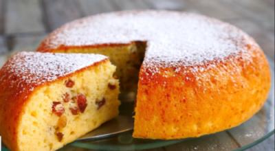 Быстрый, нежный и вкусный пирог на сметане