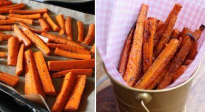 Что сготовить вместо жареной картошки и почему моя духовка не остывает
