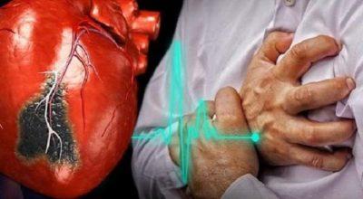 Чтобы проверить работу сердца, погрузите ладони в холодную воду на 30 секунд