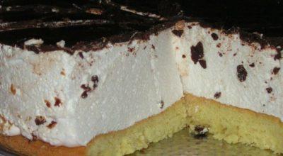 Классический торт «Птичье молоко»